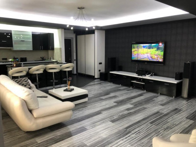 Apartament 3 camere mobilat si utilat lux-Bragadiru
