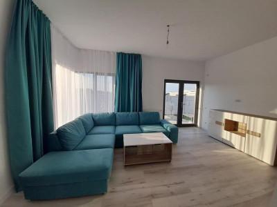 Casa pe parter 3 camere- La cheie- Teren 270mp- Clinceni