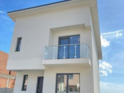 Villa single Bragadiru-Gloriei-curte 200 mp