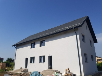 Duplex 3 dormitoare-mansarda finisata-Bragadiru