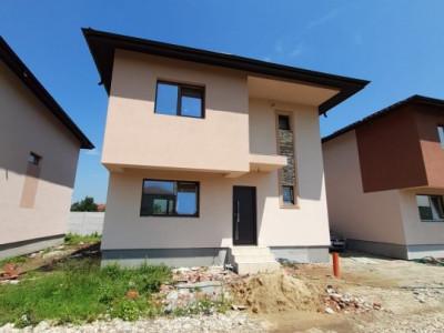 Vila individuala-4 camere-teren-200mp-Bragadiru