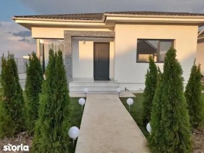 Casa cu 3 camere,parter-Clinceni-La cheie