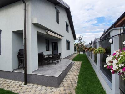 Single lux-dormitoare parter-450mp teren-incalz pardoseala-5minGhencea