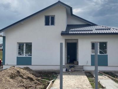Casa individuala P+POD OS, teren 314 mp, Domnesti